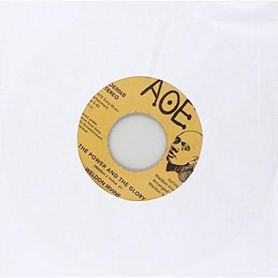 Weldon Irvine WE GETTIN DOWN Vinyl Record