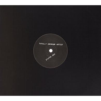TOTALLY UNKNOWN ARTIST STATUS 303 Vinyl Record - UK Release