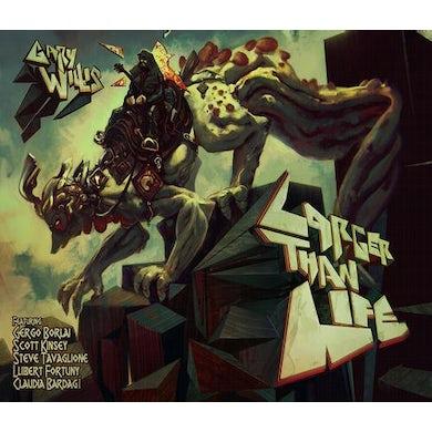 Gary Willis LARGER THAN LIFE CD