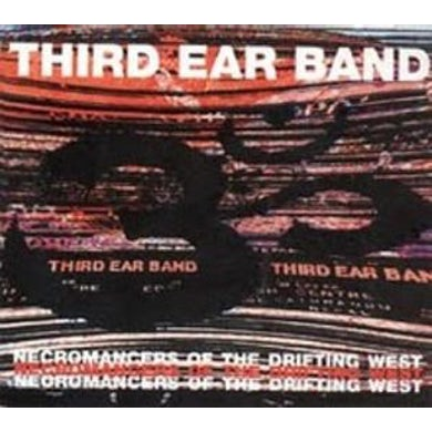 Third Ear Band NATIONAL BALKAN ENSEMBLE CD