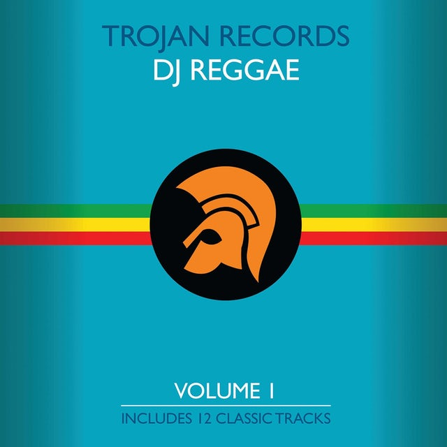 BEST OF TROJAN DJ REGGAE 1 / VARIOUS Vinyl Record