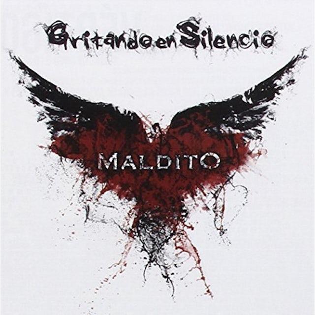 Gritando En Silencio MALDITO CD