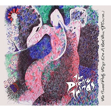 SWEET The Pretty Things (ARE IN BED NOW OF COURSE) CD