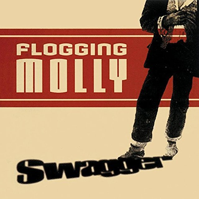 Flogging Molly SWAGGER Vinyl Record - UK Release