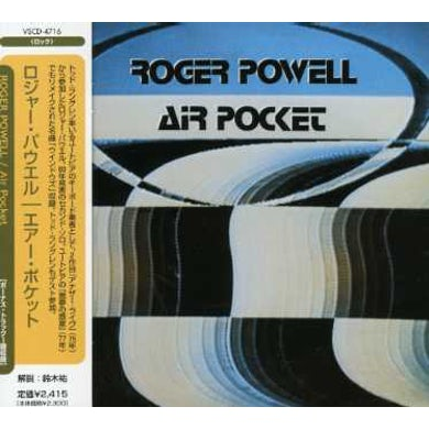 Roger Powell AIR POCKET CD