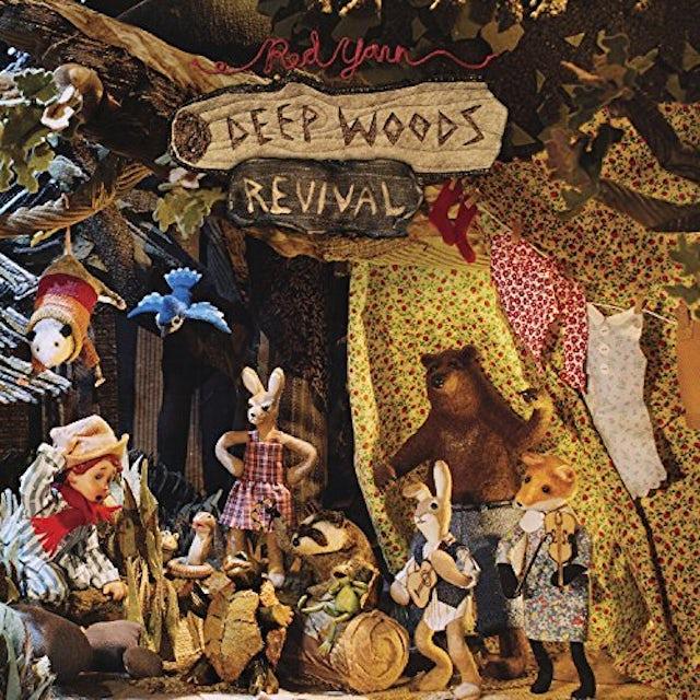 RED YARN DEEP WOODS REVIVAL CD