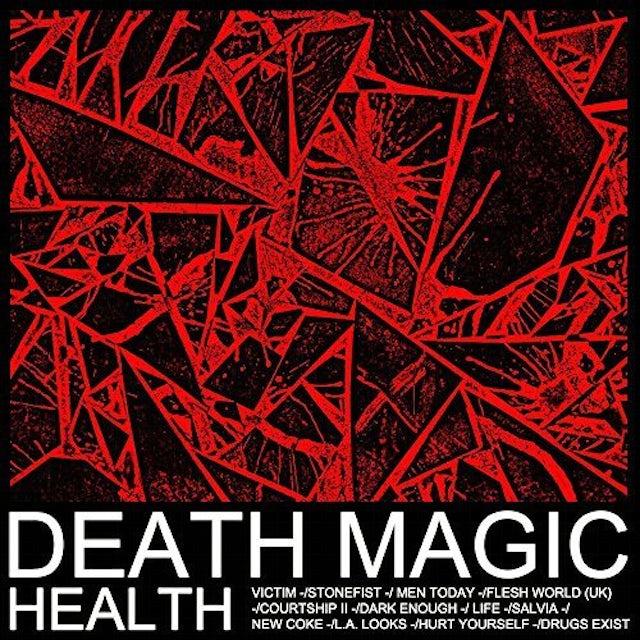 HEALTH DEATH MAGIC CD