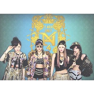 T-ara N4 COUNTRY DIARY CD