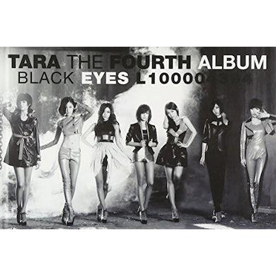 T-ara BLACK EYES CD