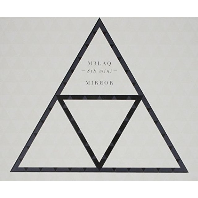 MBLAQ MIRROR CD