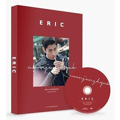ERIC IN HONGKONG:MOON JUNG HYUK 1ST PHOTOBOOK DVD