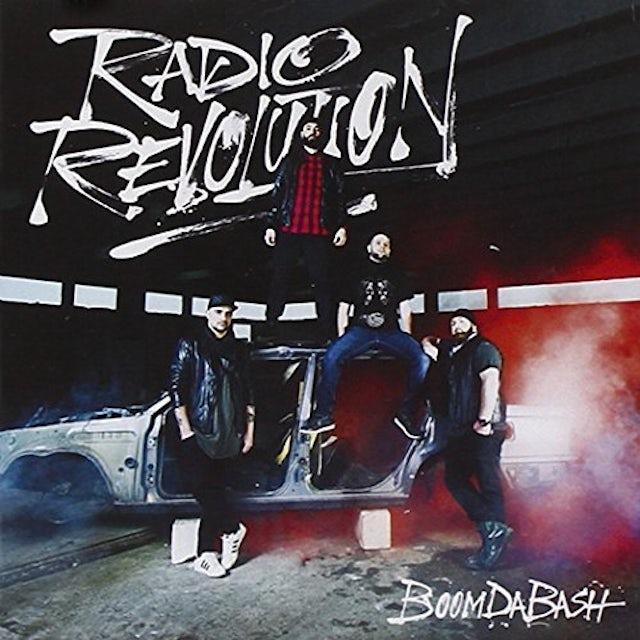 BoomDaBash RADIO REVOLUTION CD