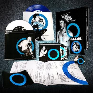 Germs CAT'S CLAUSE Vinyl Record Box Set