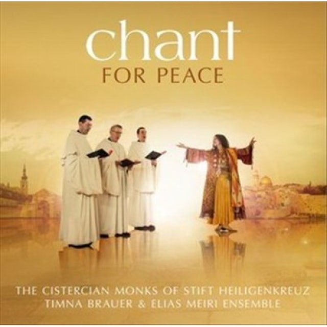 Cistercian Monks of Stift Heiligenkreuz CHANT FOR PEACE CD
