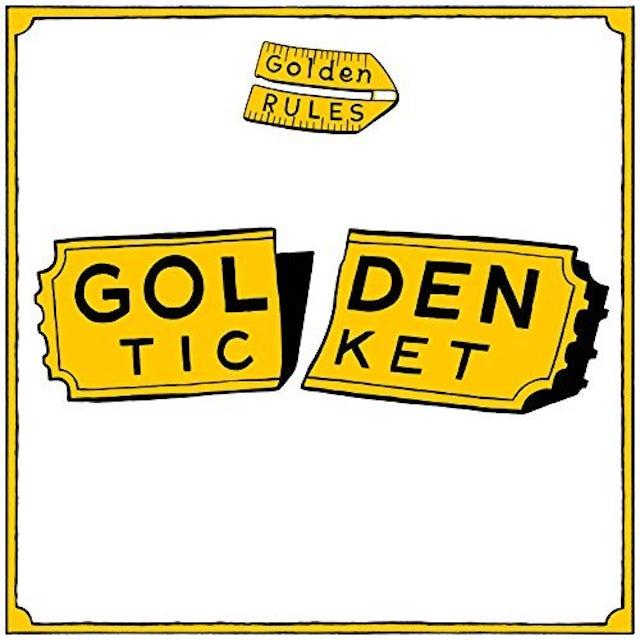 GOLDEN RULES GOLDEN TICKET CD