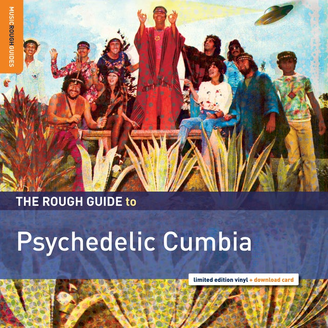 ROUGH GUIDE TO PSYCHEDELIC CUMBIA / VARIOUS CD