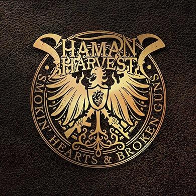 Shaman's Harvest SMOKIN' HEARTS & BROKEN GUNS Vinyl Record
