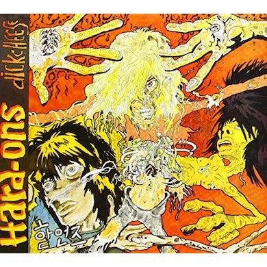 Hard-Ons DICKCHEESE CD