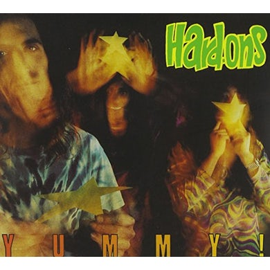 Hard-Ons YUMMY CD