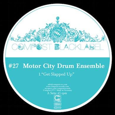 Motor City Drum Ensemble COMPOST BLACK LABEL 27 Vinyl Record