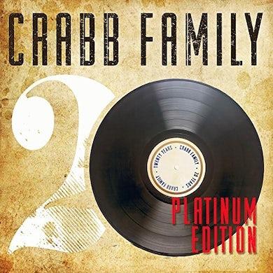 Crabb Family 20 YEARS PLATINUM EDITION CD