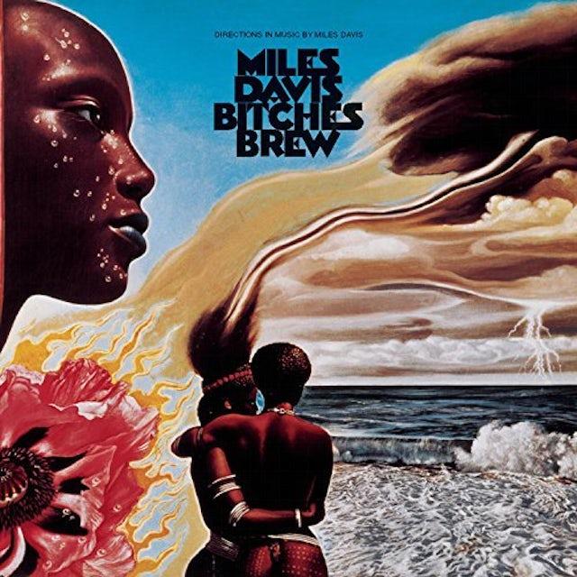 Miles Davis BITCHES BREW Vinyl Record