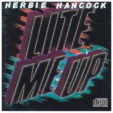 Herbie Hancock LITE ME UP CD