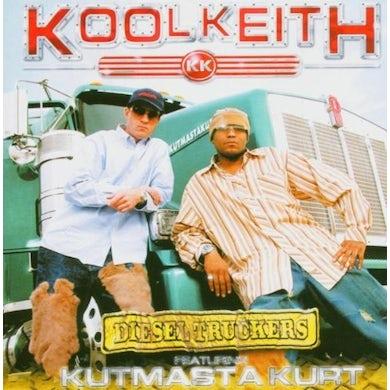 Kool Keith / Kutmasta Kurt DIESEL TRUCKERS CD