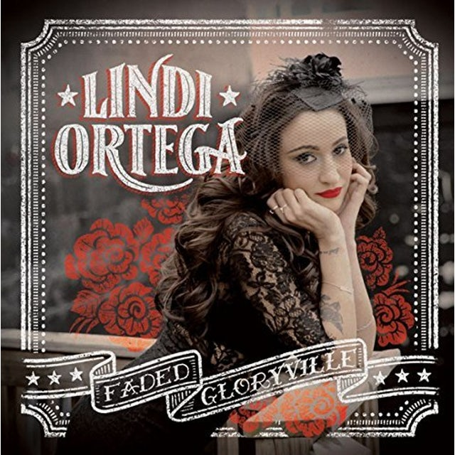 Lindi Ortega FADED GLORYVILLE CD