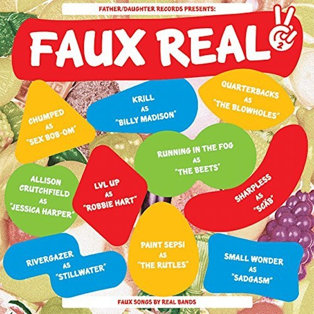FAUX REAL II / VARIOUS