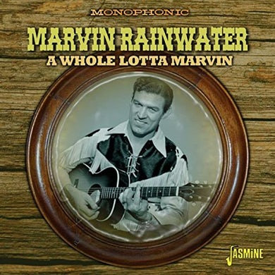 Marvin Rainwater WHOLE LOTTA MARVIN CD