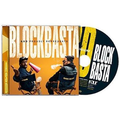 ASD BLOCKBASTA CD