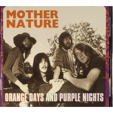Mother Nature ORANGE DAYS & PURPLE NIGHTS CD