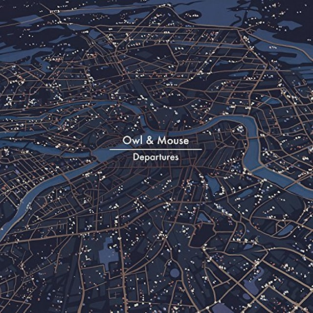 Owl & Mouse DEPARTURES CD
