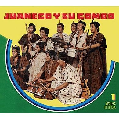 Juaneco Y Su Combo MASTERS OF CHICHA 1 Vinyl Record