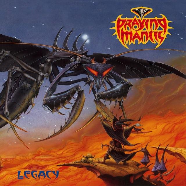 Praying Mantis LEGACY CD