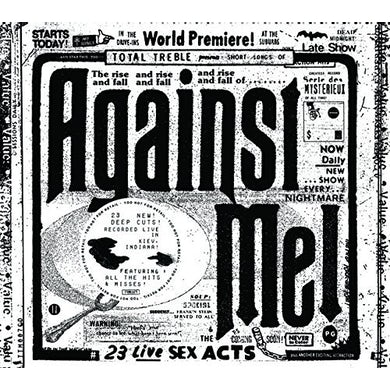 Against Me! 23 LIVE SEX ACTS CD