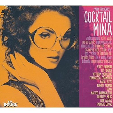 COCKTAIL MINA CD