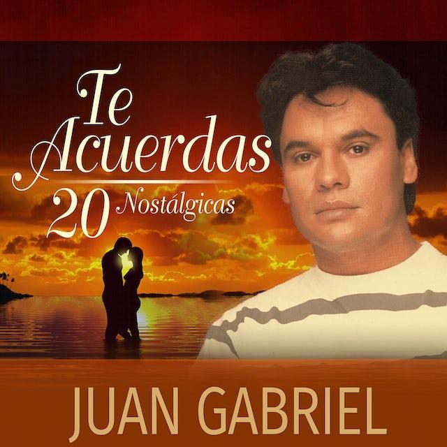 Juan Gabriel TE ACUERDAS CD