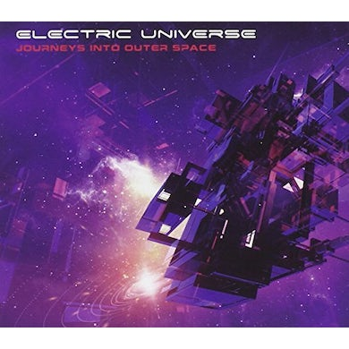 Electric Universe JOURNEY INTO OUTER SPA CD