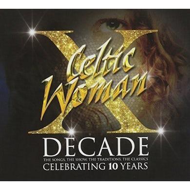 Celtic Woman DECADE CD