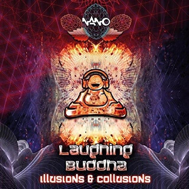 Laughing Buddha ILLUSIONS & COLLUSIO CD