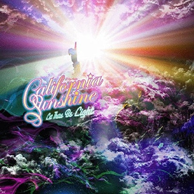 California Sunshine LET THERE BE LIGHT CD