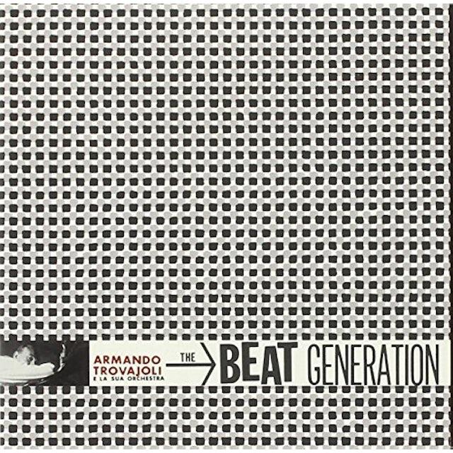 Armando Trovajoli BEAT GENERATION CD