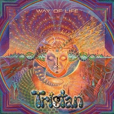 Tristan WAY OF LIFE CD
