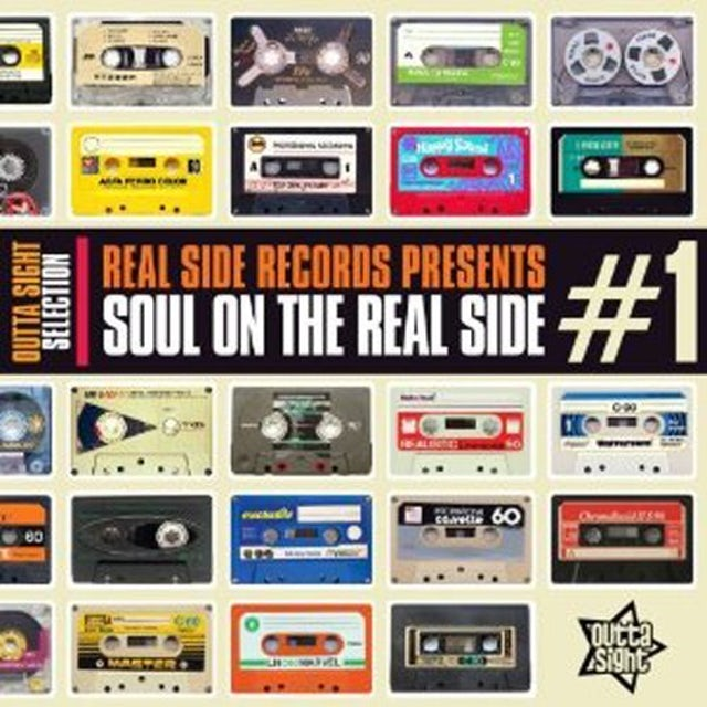 VOL.1 SOUL ON THE REAL SIDE / VARIOUS
