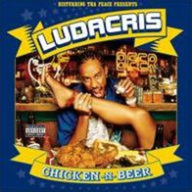 Ludacris  CHICKEN N BEER Vinyl Record