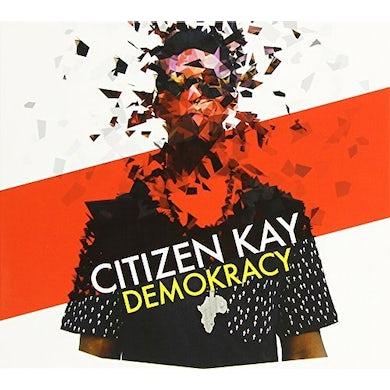 Citizen Kay DEMOKRACY CD