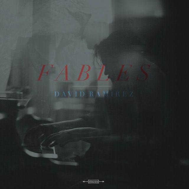 David Ramirez FABLES CD