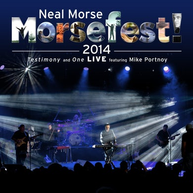 Neal Morse MORSEFEST 2014 Blu-ray